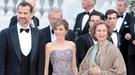 La princesa Letizia y Victoria de Suecia deslumbran en la cena previa a la Boda Real de Inglaterra