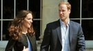 Kate Middleton y el príncipe Guillermo vuelan a su luna de miel como felices recién casados