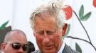 El príncipe Carlos de Inglaterra luce un curioso peinado en su visita a EE.UU.
