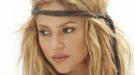 Shakira posa muy sexy de colores fosforitos para promocionar 'Sale el sol'