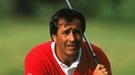Severiano Ballesteros descansa en paz en Pedreña, y es homenajeado por Rafa Nadal y Tiger Woods