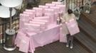 La 'baby shower' de Victoria Beckham, organizada por Eva Longoria, tiñe California de rosa