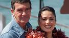 Antonio Banderas y Salma Hayek ronronean y triunfan en el Festival de Cannes