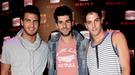 Maxi Iglesias, Luis Fernández y Jaime Alguersuari se convierten en dj's por un día