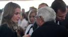 Los príncipes Felipe y Letizia viajan a Lorca para estar con las víctimas del terremoto
