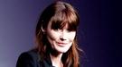 Carla Bruni elude las declaraciones de su suegro y sigue sin confirmar el embarazo