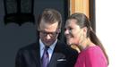 Victoria de Suecia continúa con su agenda ajena a los rumores de embarazo