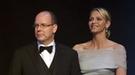 Alberto de Mónaco y Charlene Wittstock, subastados en una gala benéfica contra el SIDA
