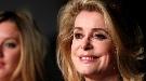 Catherine Deneuve clausura el festival de Cannes inundándolo de su glamour