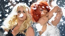 La seducción de Rihanna y Britney Spears arrasa en los Billboard Music Awards 2011