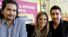 Surge un nuevo trío musical: Álex Ubago, Jorge Villamizar, Lena Burke