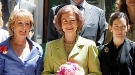 La reina Sofía, González-Sinde y Esperanza Aguirre, juntas por el arte de la fotografía
