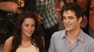 Primeras imágenes de la boda de Robert Pattinson y Kristen Stewart en 'Amanecer'