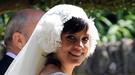 Lily Allen anuncia que está embarazada en el día de su boda
