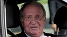El Rey Juan Carlos abandona la Clínica Planas asegurando que ha estado tranquilo