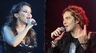 David Bisbal y Chenoa, juntos pero no revueltos en el concierto 'Lorca somos todos'