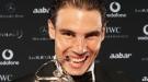 Rafa Nadal, Andrés Iniesta y Pau Gasol, los famosos más valorados por los españoles