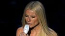 Gwyneth Paltrow se sube al escenario para cantar con los actores de 'Glee'