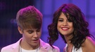 Justin Bieber y Selena Gomez derrochan amor en MuchMusic Video Awards 2011