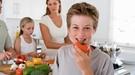 Los malos hábitos de los padres con la alimentación de sus hijos