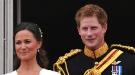 El príncipe Harry habla: 'No estoy saliendo con Pippa. Estoy cien por cien soltero'
