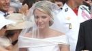 Charlene Wittstock, espectacular vestido de novia en la Boda Real de Mónaco