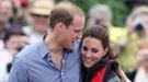 Guillermo de Inglaterra vence a Kate Middleton en una regata en el lago Dalvay