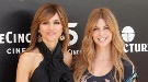 Goya Toledo y Manuela Velasco radiantes en la promoción de la película 'Amigos'