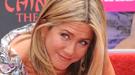 Jennifer Aniston deja su huella en el Paseo de la Fama en compañía de su novio: Justin Theroux