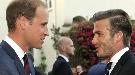 El príncipe Guillermo y Kate Middleton podrían ser los padrinos de la hija de los Beckham: Harper Seven