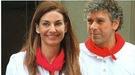Mariló Montero y Santiago González pasean su amor por las fiestas de San Fermín