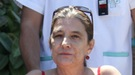 Belén Ordóñez recibe el alta médica y promete comenzar a cuidar más de su salud