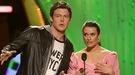 Lea Michele y Chris Colfer se graduarán en la tercera temporada de 'Glee'
