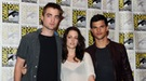 Robert Pattinson, Kristen Stewart y Taylor Lautner eclipsan la apertura del Comic Con 2011