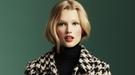 Toni Garrn lleva su elegancia a la colección otoño-invierno de Blanco 2011