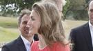 La princesa Letizia muestra su glamour mientras atiende compromisos oficiales en Mallorca