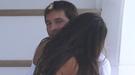 Messi comparte mimos y pasión con su novia Antonella Roccuzzo en Ibiza