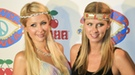Paris y Nicky Hilton llevan glamour hippie a la fiesta 'Flower Power' en Ibiza