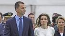La princesa Letizia apuesta por la sencillez y la sobriedad durante la visita del Papa en las JMJ
