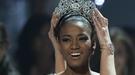 Miss Universo se olvida de las rubias y lleva la corona a Angola