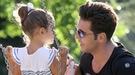 David Bustamante se divierte con su hija Daniella sin Paula Echevarría