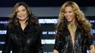 Beyoncé disimula su embarazo en presencia de su madre, Tina Knowles