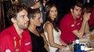 Silvia López y Helen Lindes, el mejor apoyo para Pau Gasol y Rudy Fernánez