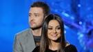Justin Timberlake niega haber enviado a Mila Kunis fotos de sus partes íntimas