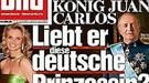 La amiga del Rey, Corinna zu Sayn-Wittgenstein, calla a la prensa inglesa