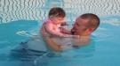 ¿Cuáles son los beneficios de la natación en bebés?
