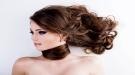 Peinado con ondas románticas