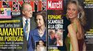 Al Rey Juan Carlos le sale una amante en Portugal