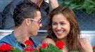 Las novias de los futbolistas y otros famosos, en el Open de Madrid