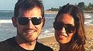 Iker Casillas y Sara Carbonero: cumpleaños entre delfines y masajes
